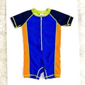 Hanna Andersson Rashguard swimsuit size US SIZE 2T